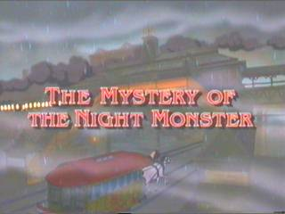 The Mystery of the Night Monster